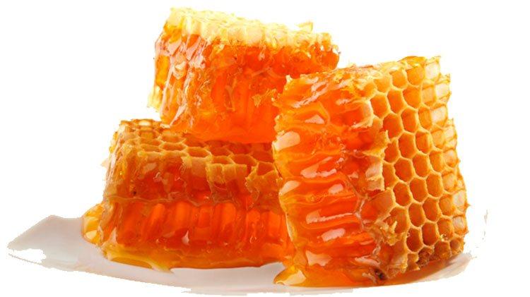 Panal o cera de abeja